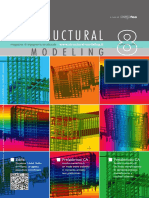 Structural Modeling Nro8 CSPfea