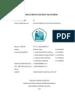 Job 2_laporan Karakteristik Saluran Koaksial
