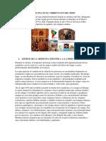 Medicina en El Virreynato Del Perú