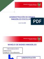 Administración de Bienes