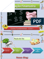 Educação Financeira - 3º Encontro