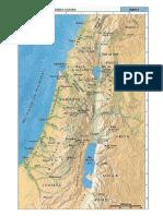 Mapa Físico de Israel.pdf