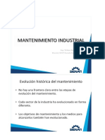 Sesion III - Mtto Industrial