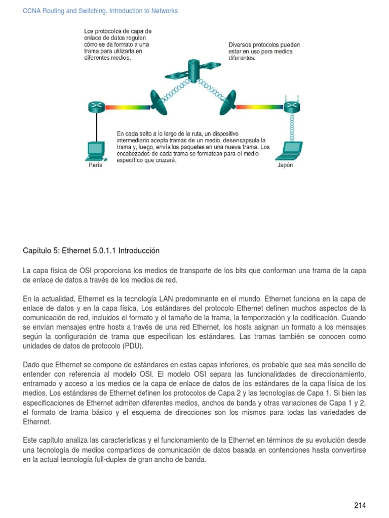 Cap5 Ethernet a fondo