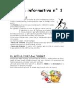 Fichas Informativas Las Fuerzas CN