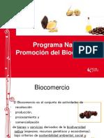 Biocomercio en Concytec