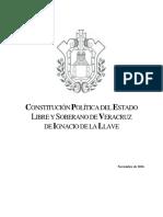 Constitucion de Veracruz 2017