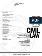 BOC 2014 - Civil Law Reviewer