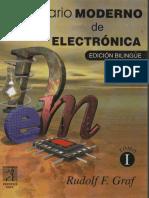 Diccionario Moderno de Electronica, Tomo 1 de 2 - Graf, Rudolf - Prentice Hall - Edicion Bilingue.pdf