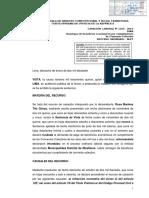 Casacion  Laboral N° 1315-2016-Lima