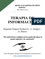 Terapia Informativa. Manual. Grigori Grabovoi