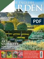 English Garden 10 2016