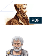 Aristoteles y Galeno
