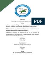 Ley de Educación de La República Dominicana No.66-97