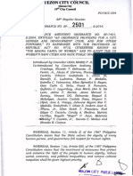 Ordinance No. SP. 2501, S-2016