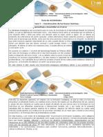 Guía de Actividades y Rúbrica de Evaluación - Fase 3 - Construcción de Las Bases Teóricas