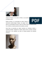 5 Escultores Panameños 2017