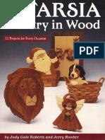 Intarsia Artistry in Wood