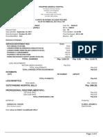 Patient Statement of Account (82)