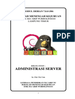 Modul Konfigurasi Debian 7 8 0 i386