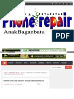 Firmware Nokia x Rm 980 dan xl rm-1030 Indonesia Free download