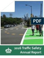 Charlotte Dept. of Transportation Report for 2016