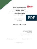 Trabajo Sistema Electrico Hector Lopez