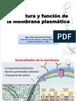 Clase 8 - Membrana y Transporte Por Membrana
