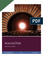 Informe Aceros Chile - Analisis estrategico