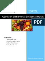 Gases en Alimentos Aplicados a Frutas 3