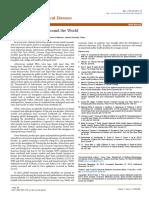 Arboviral Infections Around the World