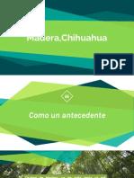 Madera Chihuahua