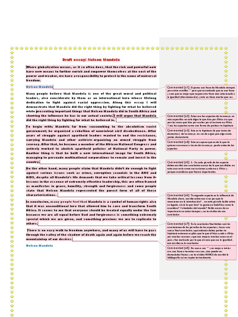 Different strategies organising coursework