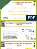 Martillo Neumatico Atlas Copco