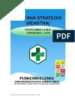 1.1.4.5 RENSTRA PKM LENEK 2013 - 2018
