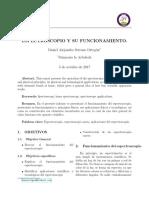 Informe Proyecto Espectrómetro