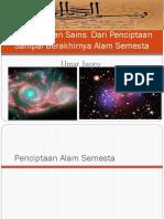 Al Qur'an Dan Sains.presentasi
