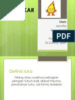 Luka Bakar Fixed Dr Danny