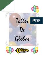 Taller Con Globos