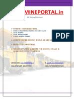 Metalliferous Mine Regulations 1961