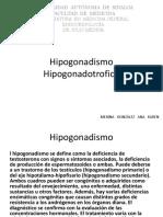 Hipogonadismo Hipogonadotrofico