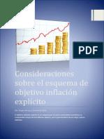 Esquema de objetivo inflacion explicito