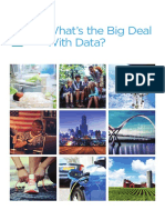 Whats the big deal with data?