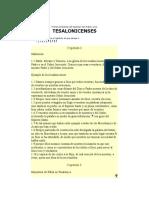 I  TESALONICENSES.doc