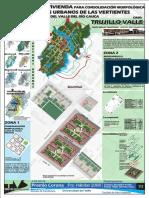 Prototipos de vivienda para consolidación morfológica urbana