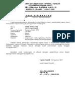 Surat Keterangan Nelayan