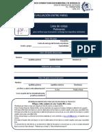 Lista Cotejo Proyecto Polinomios