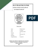 Laporan Pengukuran Tingkat Kontaminasi Dan Dekontaminasi_winahyu S_011500430_tkn 2015