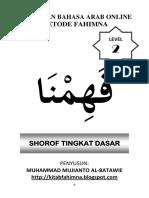 Fahimna Shorof Level 2