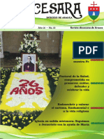 Revista Diocesana de Arauca Boceto